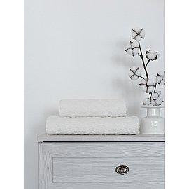 Полотенце жаккард Amore Mio Damascus, белый, 70*130 см