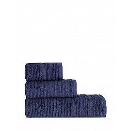 """Полотенце махровое """"KARNA KOLMAR"""", синий, 70*140 см"""