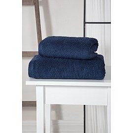 """Полотенце махровое """"KARNA APOLLO"""", синий, 70*140 см"""