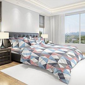 КПБ бязь Eco cotton Diamante (2 спальный)