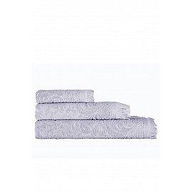 """Полотенце махровое """"KARNA ESRA"""", серый, 70*140 см"""