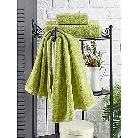 """Полотенце махровое """"KARNA EFOR"""", зеленый, 70*140 см"""