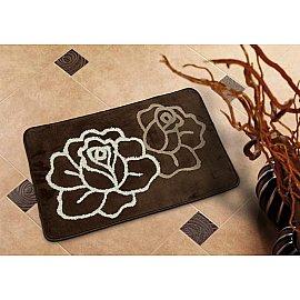Коврик для ванной Tango Две розы дизайн 01, 40*60 см