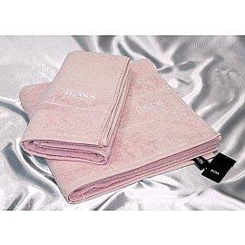 Комплект полотенец Virginia Secret HB COTTON (50*90; 70*140), розовый