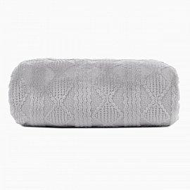 Плед Arya Wellsoft Nopa, серый, 130*170 см