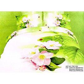 КПБ Cатин дизайн 23A (1.5 спальный)