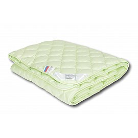 """Одеяло """"Крапива"""", легкое, зеленый, 140*105 см"""