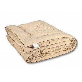 """Одеяло """"Сахара"""", теплое, бежевый, 140*205 см"""