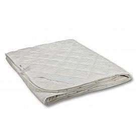 Наматрасник  Овечья шерсть, белый, 80*200 см