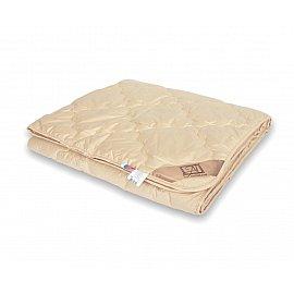 """Одеяло """"Гоби"""", всесезонное, бежевый, 172*205 см"""