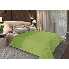 Покрывало флок Amore Mio Soft, зеленый, 200*220 см