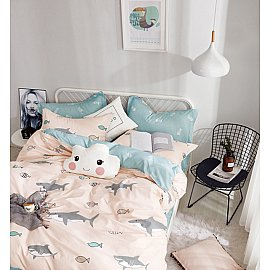 КПБ Сатин Twill дизайн 508 (2 спальный)