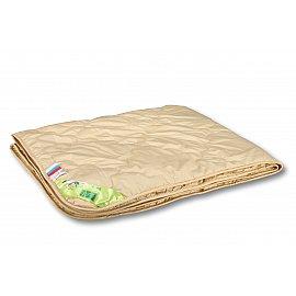"""Одеяло """"Гоби"""", легкое, бежевый, 140*105 см"""