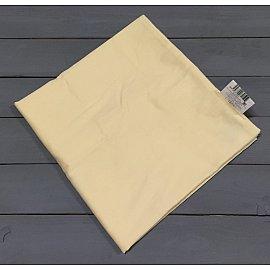 Комплект наволочек сатин, бежевый, 50*68 см