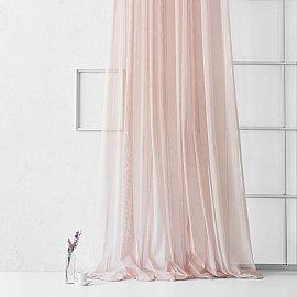 """Тюль """"Лайнс"""", розовый, 500*270 см"""