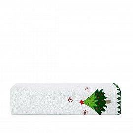 Полотенце махровое Arya Рождество Lucia, 50*90 см