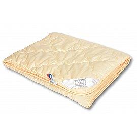 """Одеяло """"Хлопок"""", легкое, бежевый, 172*205 см"""