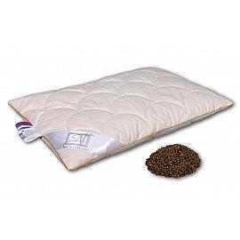 """Подушка """"Каннабис"""" орто, конопляное  волокно, 50*68 см"""