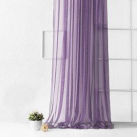 """Тюль """"Грик"""", фиолетовый, 300*270 см"""