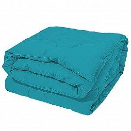 Одеяло Wow 140х205 миткаль (хлопок 100%) 86301-8 морская волна