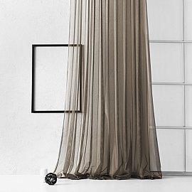"""Тюль """"Грик"""", коричневый, 300*270 см"""