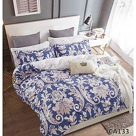КПБ Сатин печатный дизайн 133 (2 спальный)