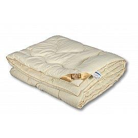 """Одеяло """"Модерато"""", теплое, бежевый, 140*205 см"""