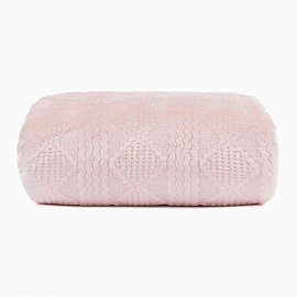 Плед Arya Wellsoft Nopa, розовый, 130*170 см