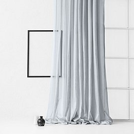 """Тюль """"Рохо"""", серый, 500*270 см"""