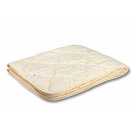 """Одеяло """"Модерато"""", легкое, бежевый, 140*105 см"""