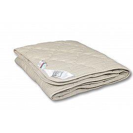 "Одеяло ""Лен"", легкое, бежевый, 172*205 см"