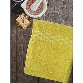Полотенце Amore Mio AST Clasic, насыщенный желтый, 100*150 см