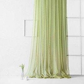 """Тюль """"Стори"""", зеленый, 500*270 см"""
