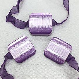 Подхваты магнитные Ajur MI M11-11, сиреневый