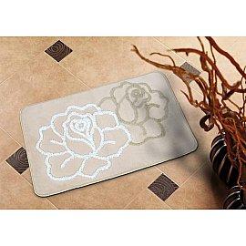Коврик для ванной Tango Две розы дизайн 02, 50*80 см