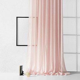"""Тюль """"Лоунли"""", розовый"""