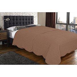 Покрывало антик Amore Mio Cell, коричневый, 160*220 см