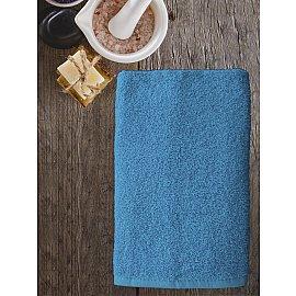 Полотенце махровое Amore Mio AST Cotton, голубой, 50*85 см