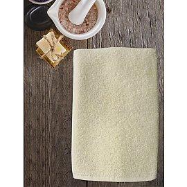 Полотенце махровое Amore Mio AST Cotton, молочный, 50*85 см