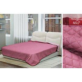 Покрывало лофт Amore Mio Cubes, розовый, 200*220 см