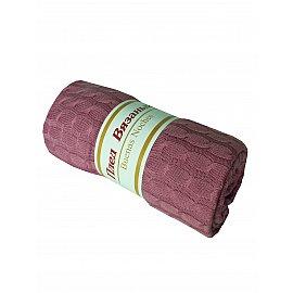 Плед вязаный Buenas Noches lta Primo, розовый, 130*160 см