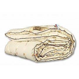 """Одеяло """"Сахара"""", теплое, бежевый, 200*220 см"""