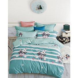 КПБ Сатин Twill дизайн 431 (1.5 спальный)