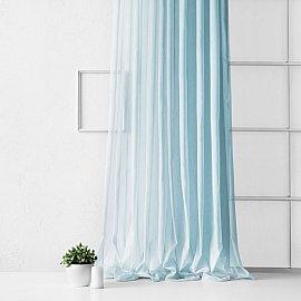 """Тюль """"Рохо"""", голубой, 300*270 см"""