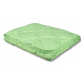 """Одеяло """"Бамбук"""", легкое, зеленый, 172*205 см"""