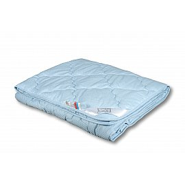 """Одеяло """"Бриз"""", легкое, голубой, 172*205 см"""