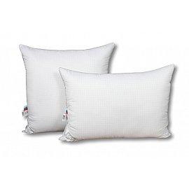 Подушка Карбон, искусственный лебяжий пух, 50*68 см