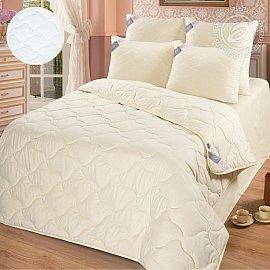 """Одеяло """"Soft Collection"""" овечья шерсть, всесезонное, 140*205 см"""