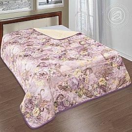 """Одеяло-покрывало стеганое """"Пион"""", 200*220 см"""