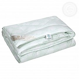 """Одеяло """"Премиум Велюр"""" бамбук, всесезонное, 140*205 см"""